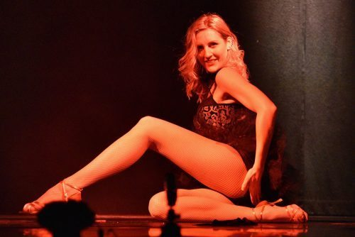 Burlesque-Dance