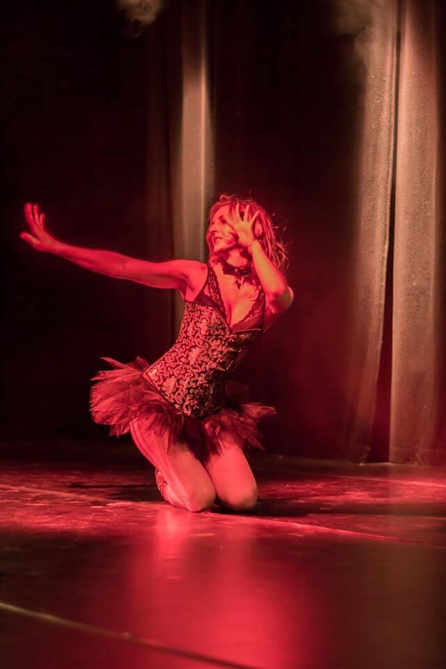Burlesque-Dance Blockkurs