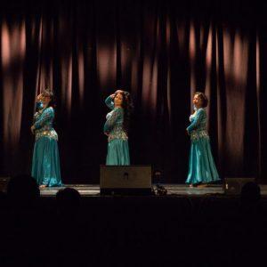 "13./14. Mai 17 ""Leila Fi Kasr Andalusi"" – Andalusian Fusion mit Azad Kaan"